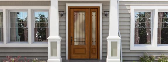 Design Pro Fiberglass Exterior Doors Reliable And Energy Efficient