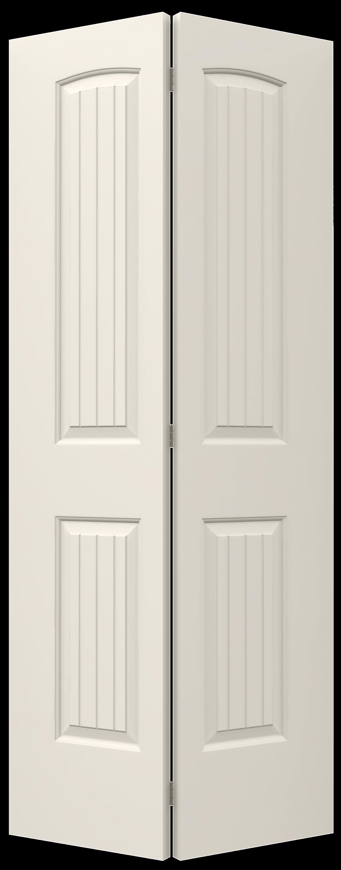 Molded Wood Composite Interior Doors Santa Fe Smooth Bifold